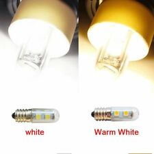 LED LIGHT E14 1W 220V Crystal Chandelier Spotlight Corn Bulbs for Fridge, lamp