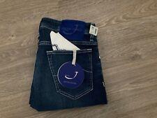 Jacob Cohen - J688 Blue Badge Badge Jeans - W30 L34 - RRP £360