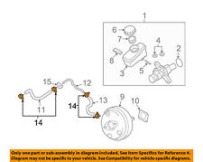 NISSAN OEM-Vacuum Hose Clamp 1643917B0A
