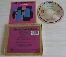 CD ALBUM COLTRANE PLAYS THE BLUES JOHN COLTRANE 7 TITRES