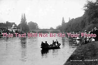 WO 252 - The River, Evesham, Worcestershire c1908 - 6x4 Photo
