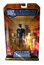 DC UNIVERSE JUSTICE UNLIMITED CHEETAH SHADE LEX LUTHOR ACTION FIGURES MATTEL
