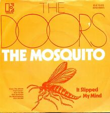 7inch THE DOORS mosquito HOLLAND EX +PS 1972
