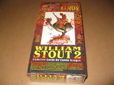 William Stout 2 Trading Card Box