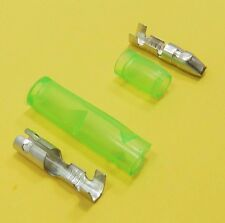 3.9mm Macho y Hembra Conector Hembra DJ211-4A DJ221-4A Bala Terminal + cubre