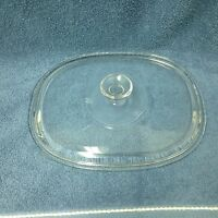 Pyrex Glass Replacement Lid DC-1.5-C