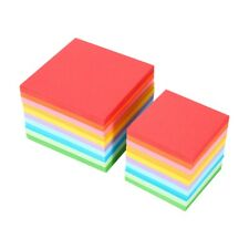 Double-sided Origami 1 Pack 520 Pieces Of 7x7 Cm Folding Paper Colorful Sheets