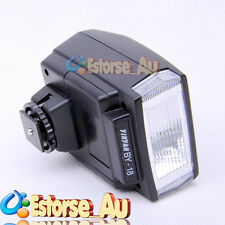BY-18 Universal Hot Shoe Mini Flash For Canon Nikon Pentax Olympus Camera