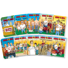 King of the Hill: Mike Judge TV Series Complete Seasons 1-10 Box/DVD Set(s) NEW!