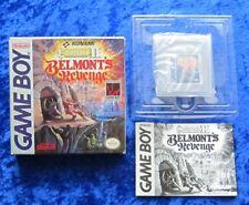 CastleVania II Belmont´s Revenge, Nintendo GameBoy GB Spiel, OVP Anleitung
