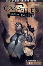 Case Files: Sam and Twitch #7 VF/NM; Image | save on shipping - details inside