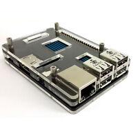 PREMIUM Case Box Shell Enclosure for Raspberry pi 3 / 2B  Transparent