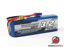 Turnigy 3200mAh 4S 20C 14.8V LiPo Battery EC3 E-flite Compatible EFLB32004S
