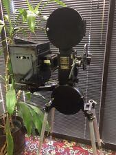 35mm Vintage Burwood Silent Projector hand crank Model A