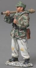 THOMAS GUNN WW2 GERMAN SS050B GRENADIER STANDING WITH PANZERFAUST MIB