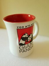 Giant Panda - Atlanta Zoo Souvenir  Coffee/Tea Mug/Cup  nice 3d
