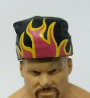WWE: HARLEM HEAT Elite Series 46 Wrestling Figure DOO RAG HAT CAP ACCESSORY EC