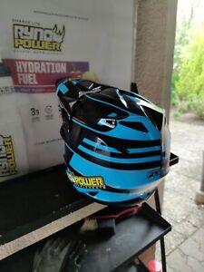 Bell Moto 9 Flex MotoCross MX Helm  Crosshelm L