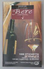 PRL) 2006 BOOK LIBRO AIS ASSOCIAZIONE ITALIANA SOMMELIERS L'EMILIA DA BERE VINI
