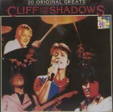 Cliff Richard 20 original greats (1984, & The Shadows) [CD]