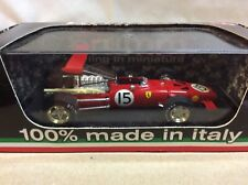 1/43 BRUMM F1 FERRARI 312, Made in Italy