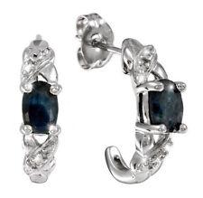 Diamant natürliche Echtschmuck aus Sterlingsilber