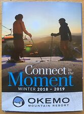2018/2019 Okemo Trail Map - Connect in the Moment!