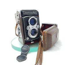Yashica Mat , in good condition,Medium format film camera,Copal MXV Yashinon TLR