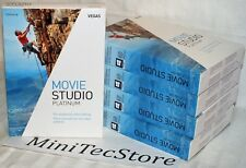 MAGIX Entertainment VEGAS Movie Studio 14 Platinum (Box) Windows w/DVD