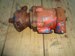 Ford Tractor 600-640-641-800-841-861 Hydraulic Pump, Round Piston Style