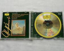 SCHUBERT / MELOS QUARTET String quartets D804 & D810 GERMANY CD DG 453 669(1995)