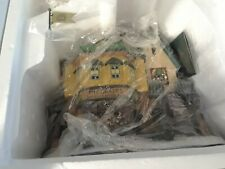 Dept 56 Dickens Village Series The Grapes Inn 5th Edition 1996 Heritage Village