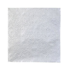 20 Quality Silver Embossed Napkins Silver Wedding 25th Anniversary Wedding Party