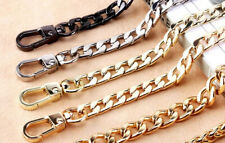 100/120cm Gold Silver Black Replace Bag Strap Chain Shoulder Crossbody Pochette