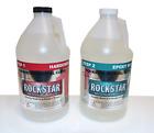 1 Gallon - Rockstar Crystal Clear Premium Epoxy Resin - UV Protection