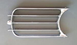 Porsche 356 356A 50-59 Chrome Metal Horn Grille-New