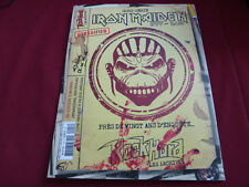 FRENCH ROCK HARD IRON MAIDEN SPECIAL EDITION MAGAZINE 1999-2018 LOOK!
