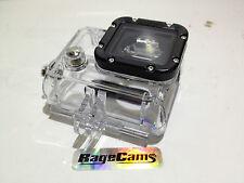 GoPro HD Hero3 Hero3+ Hero4 Waterproof Housing UNDERWATER Case HD 197'/60m MINT
