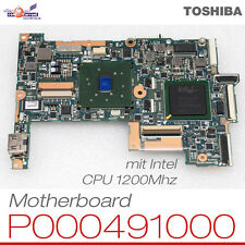 Scheda madre notebook Toshiba flvsya a5a001602010 p000491000 con CPU SCHEDA MADRE 42