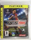 jeu PES 2009 Platinum sur ps3 playstation 3 sony francais foot ball soccer #3