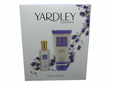 YARDLEY LONDON ENGLISH LAVENDER SET REGALO E. DE TOILETTE 50ML+SHOWER GEL 200 ML