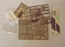 P&D Marsh N Gauge N Scale Kingsport Signal Box kit requires painting
