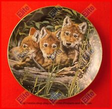 """Be My Baby Collectors Plate """"Safety In Numbers"""" - MIB"""