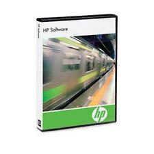HP Server, Development and DBMS Software