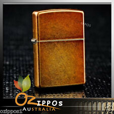 Zippo Lighter  Toffee Finish 21184 --- Free Shipping in Australia