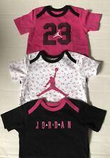 Nike Air Jordan Baby Body Shirt 3er Pack 74/80