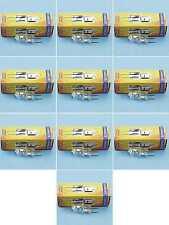 10 x 12v 50w g-6, 35 gx-6, 35 gx6, 35 Studio Lampada alogena Socket Penna-LAMPADA OMNILUX