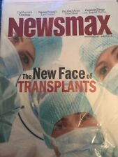 Newsmax Independent American - May 2018 - The New Face of Transplants
