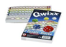 Ab 2,49 �'� - Qwixx - 2 Zusatzblöcke - 4016