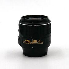 Nikon AF-S DX NIKKOR 18-55mm 1:3,5-5,6 G VR II - Objektiv für Nikon F -gebraucht